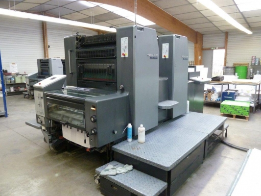 Offset printing materials and equipment